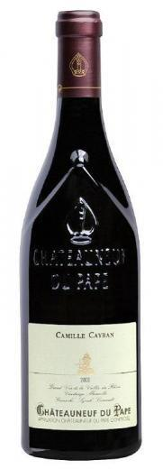 Châteauneuf du Pape – Camille Cayran
